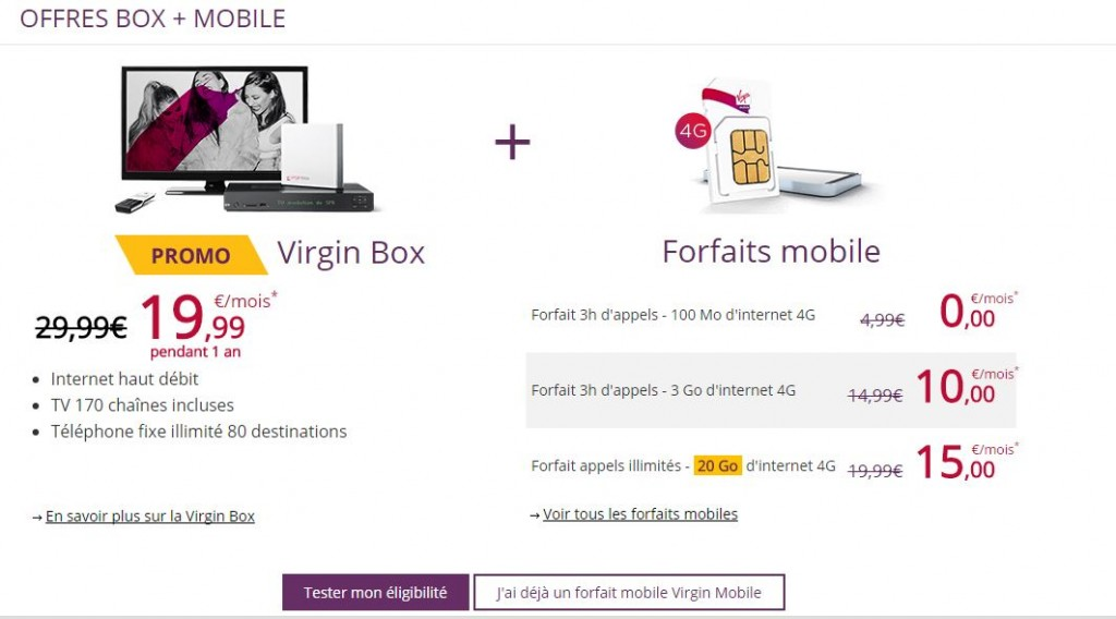 virginbox