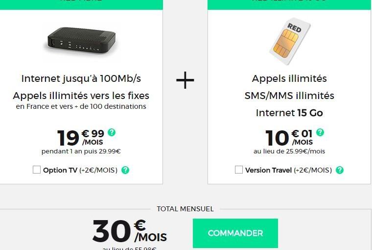 Forfait Mobile Box Pourquoi Pas L Offre Sans Engagement 5go Red