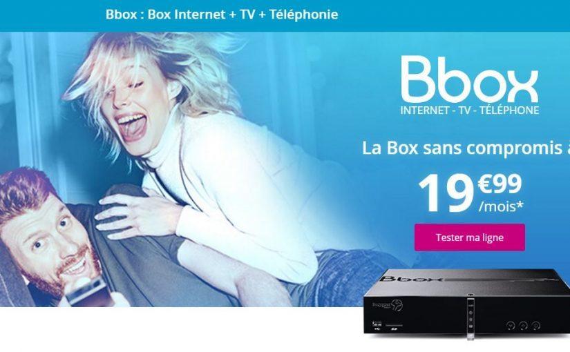 Avec l offre bbox sensation gagnez gratuitement un forfait d 1 an - Avoir internet sans box ...