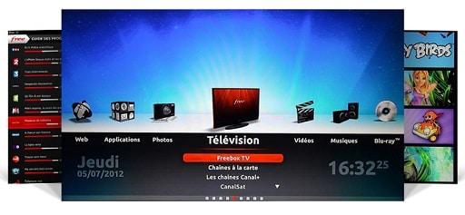 freebox tv 4 nouvelles cha nes sont int gr es dans le. Black Bedroom Furniture Sets. Home Design Ideas