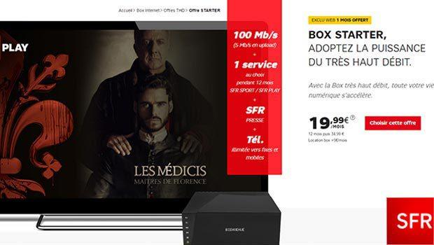no l chez sfr 30 cha nes tv premium et altice studio offertes jusqu au 14 janvier. Black Bedroom Furniture Sets. Home Design Ideas