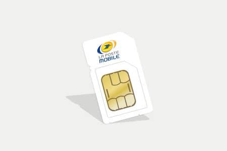 carte sim la poste mobile CARTE SIM PR%C3%A9PAY%C3%A9   Carte SIM prépayée La Poste
