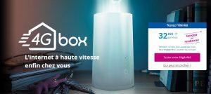 box 4g bouyges telecom