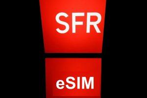 Nouveauté SFR Mobile : l'eSIM est disponible chez l'opérateur