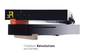 Freebox Revolution en-tete