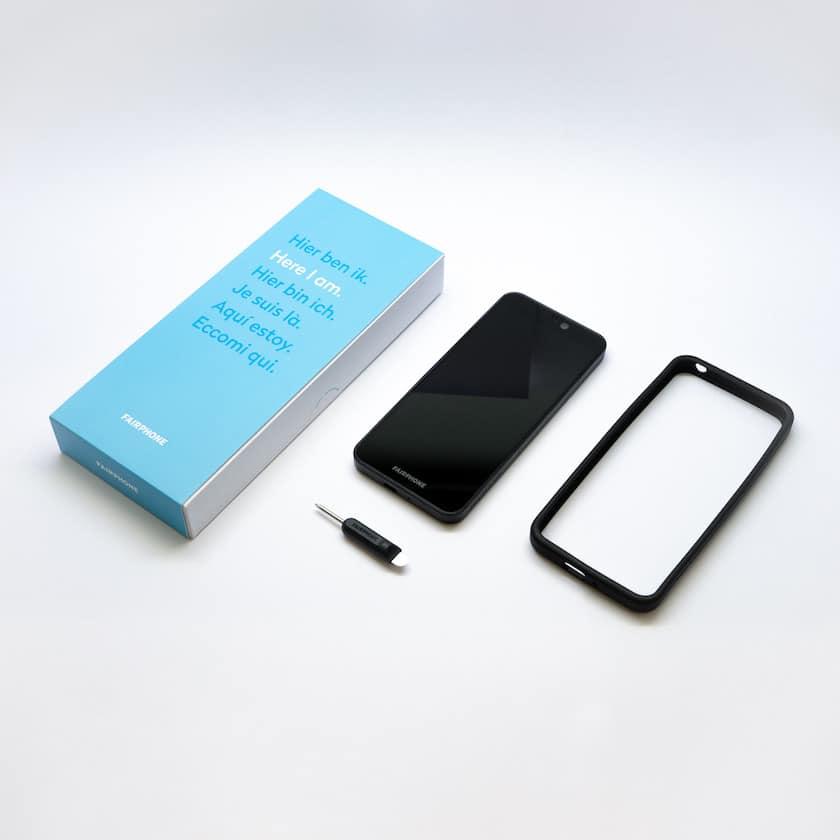 Fairphone téléphone éthique et écologique