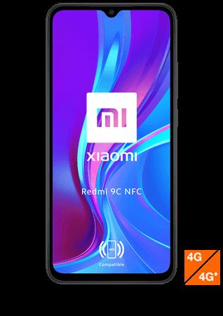 Le Xiaomi RedMi 9C chez Orange et Sosh
