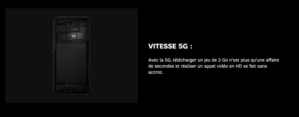5G avec Oppo Reno4