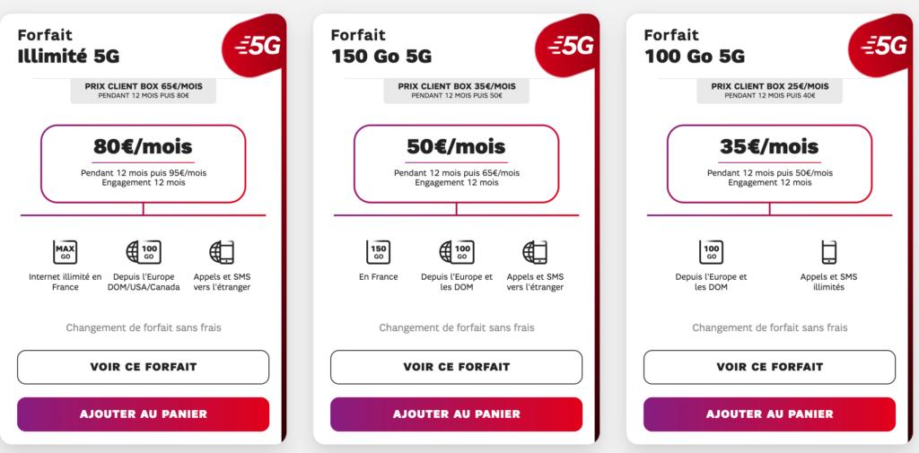 SFR 100Go
